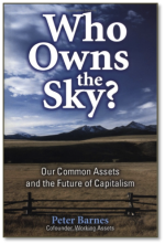 who owns the sky